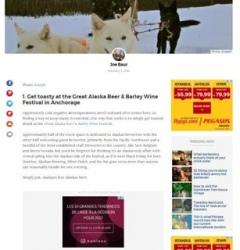 15 epic ways to spend winter in Alaska