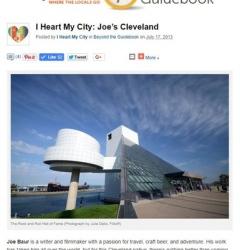 I Heart My City: Cleveland