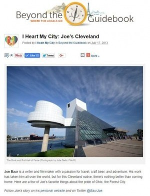I Heart My City: Cleveland