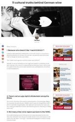11 Cultural Truths Behind German Wine Matador Network Joe Baur