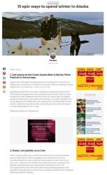 15 Epic Ways To Spend Winter In Alaska Matador Network Joe Baur