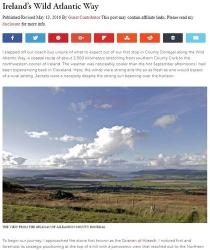 Ireland's Wild Atlantic Way Europe Up Close Joe Baur